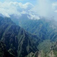 La hermosura de la Sierra Tarahumara