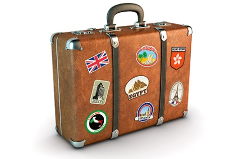 runner luggage