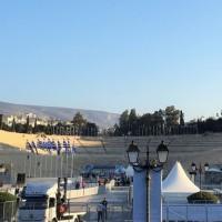 Atenas y su auténtico maratón.