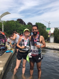 Ottawa Half Marathon Recovery Zone 2
