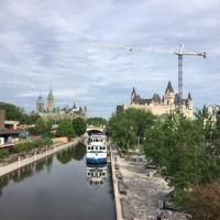 Lo que vi mientras corría el medio maratón de Ottawa.