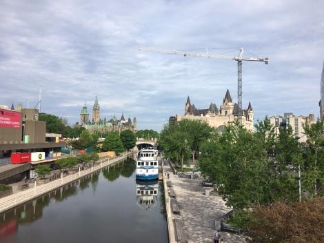 Rideau Canal  Ottawa Marathon