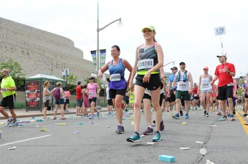 medio maratón de ottawa