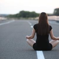 Meditación pre-maratón